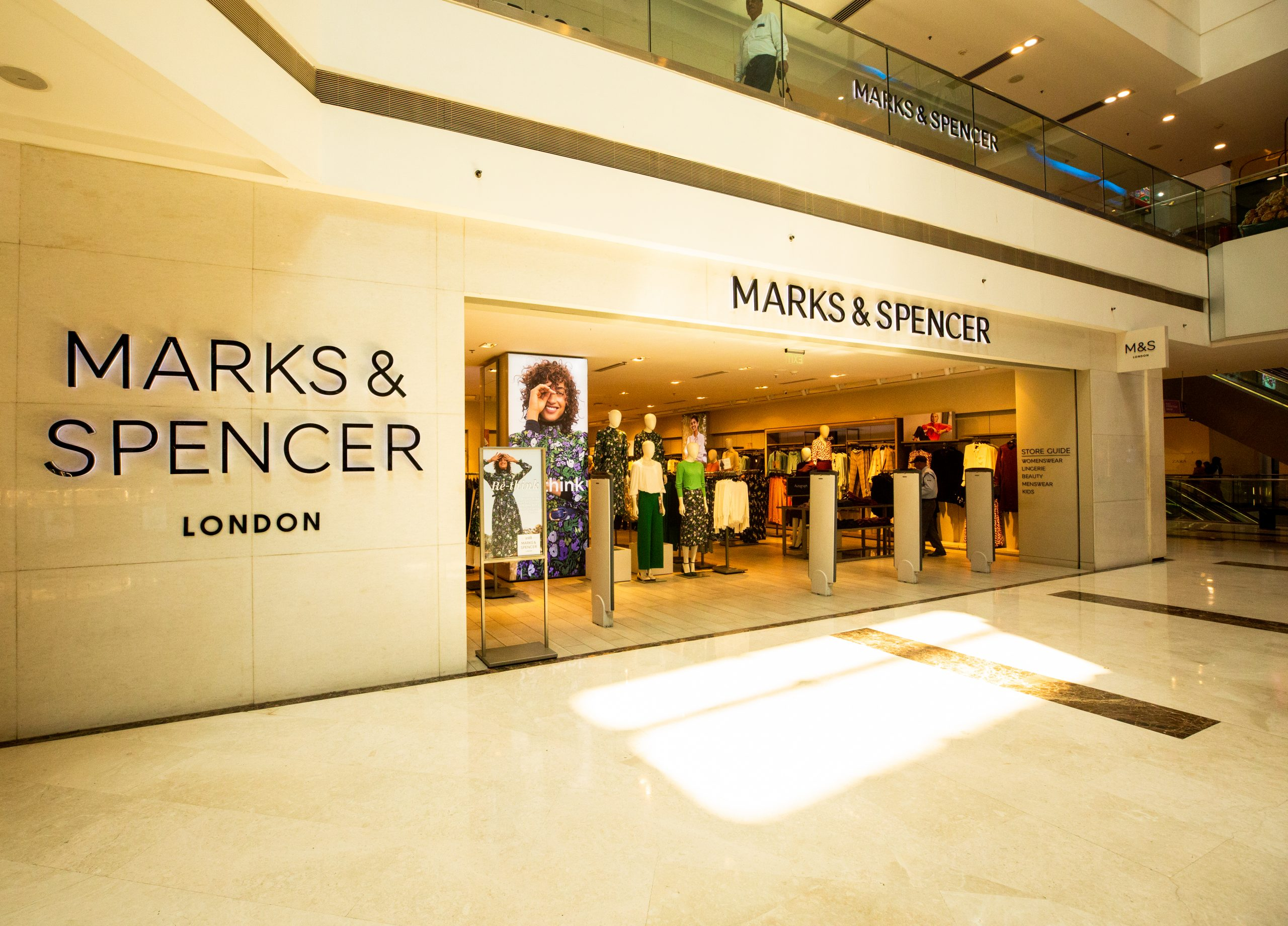 Marks & Spencer - DLF - Mall of India